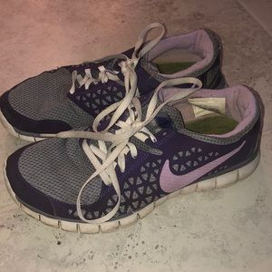 Used purple Nike